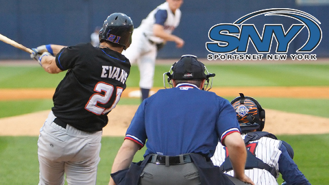 SNY will broadcast 5 Bisons games in 2010.