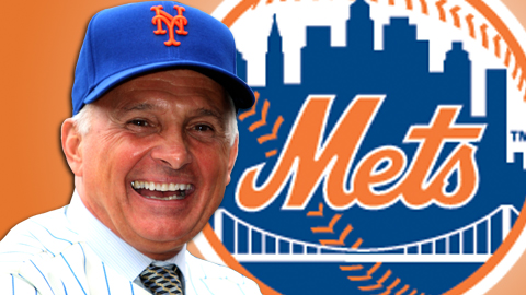 Collins was introduced as the 20th manager of the Mets this off-season.