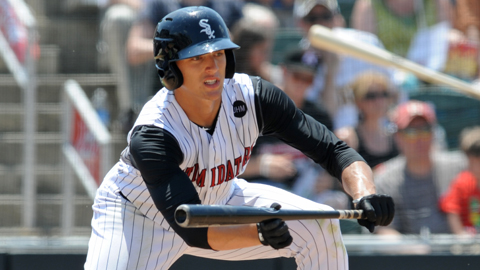 Sixty-two of Trayce Thompson's 125 hits went for extra bases in 2011.