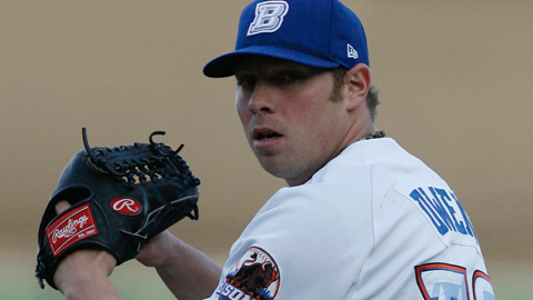 Dylan Owen threw three shutout innings on Saturday.