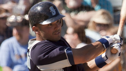 Jesus Montero is batting .286 with two homers and 10 RBIs this spring.