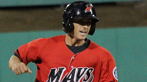Jack Marder had an .873 OPS in an 18-game California League stint last year.