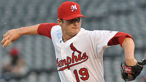 Shelby Miller threw 91 pitches over five innings on Tuesday.