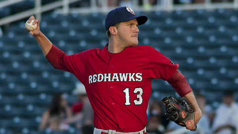 Paul Clemens is 2-2 with a 4.50 ERA through the first five '12 games.