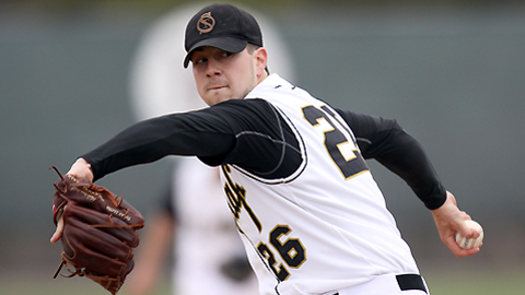 Ben Hughes was named 2011 MIAC Pitcher of the Year as a junior.